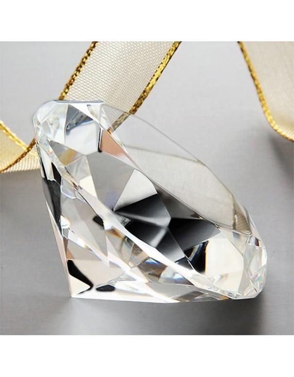 Presse-papier diamant