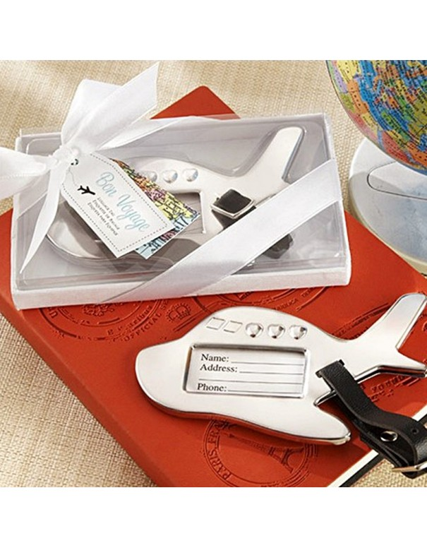 Porte-étiquette bagage avion