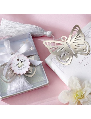 Marque-page papillon