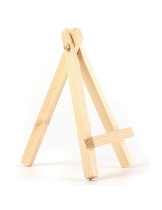 Chevalet en bois naturel 10 cm