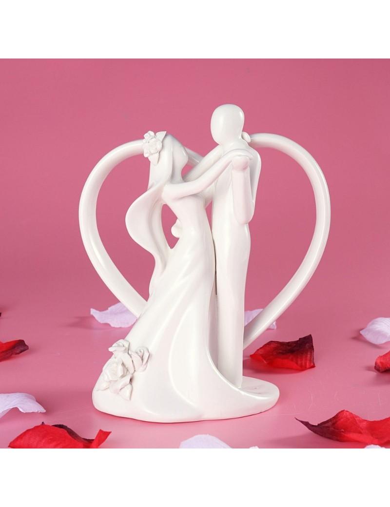"""Haut de gâteau majestueux """"valse amoureuse"""""""