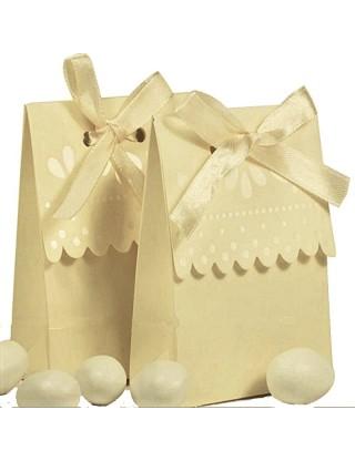La boîte à dragées nacrée (x10)