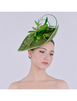 Bibi chapeau femme vert...