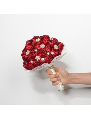 Bouquet mariée artificiel -...